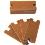Replacement Brown Pads (12-pk)