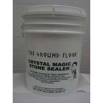 Crystal Magic Stone Sealer (5 gallon pail)