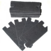 Replacement Grey Pads (12-pk)